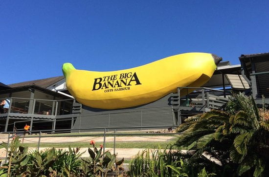 The Big Banana Coffs Harbour